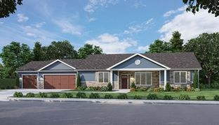 Calamus by Bonnavilla - Build on Your Lot by Seeger Homes: Colorado Springs, Colorado - Seeger Homes
