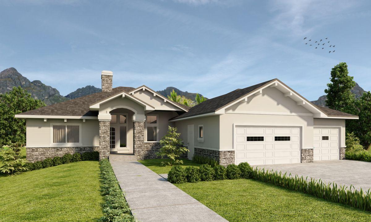 'Paint Brush Hills' by Black Oak Homes in Colorado Springs