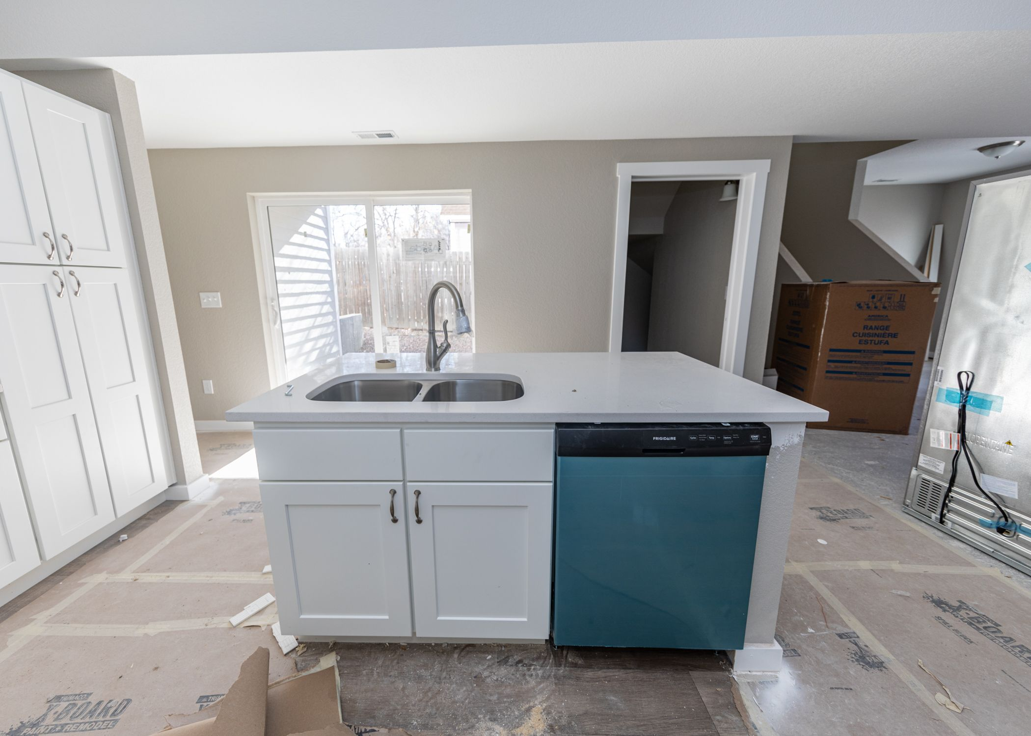 Kitchen featured in the La Plata By Ideal Homes in Colorado Springs, CO