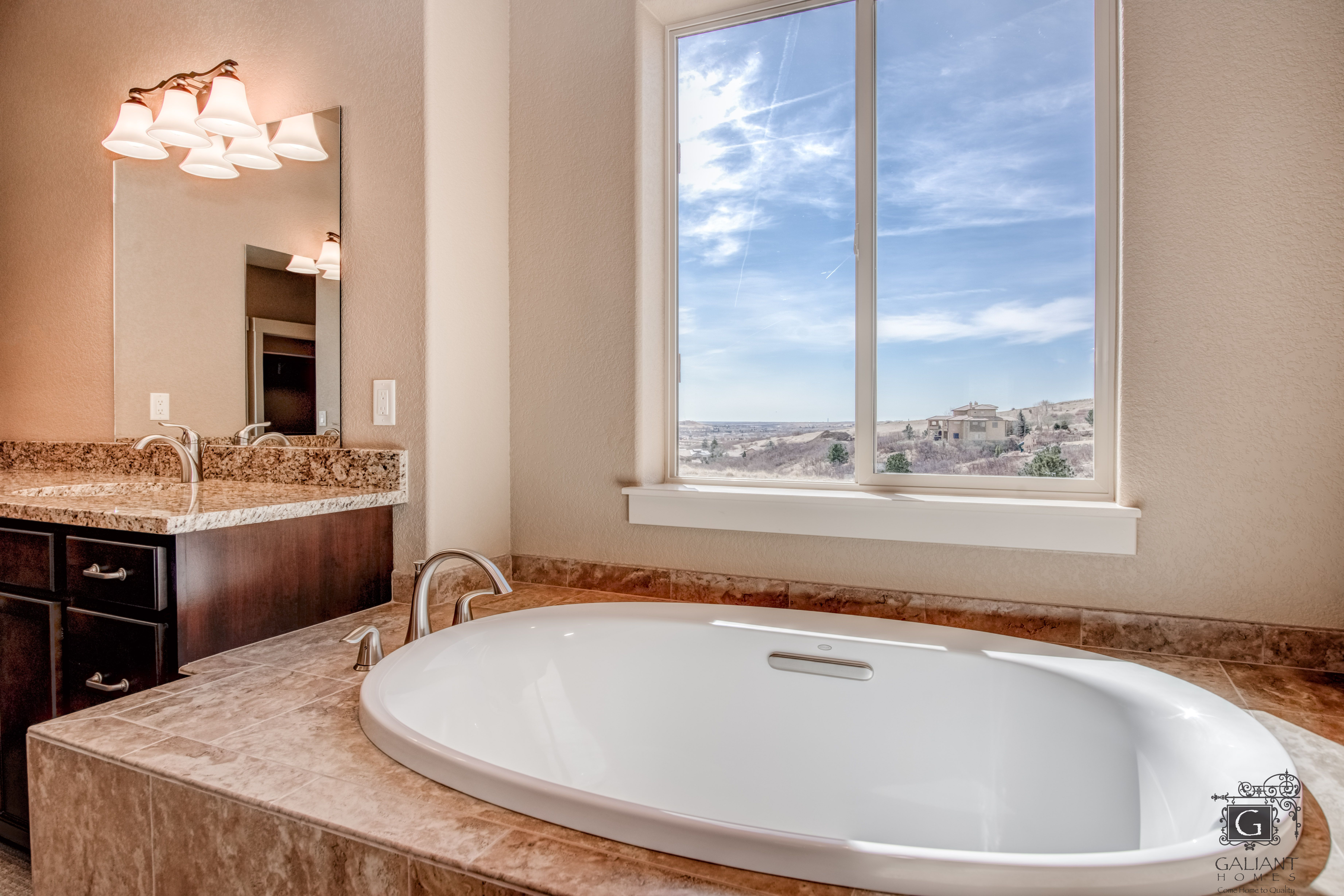 Bathroom featured in the Intrepid (Unfinished Basement) By Galiant Homes in Colorado Springs, CO