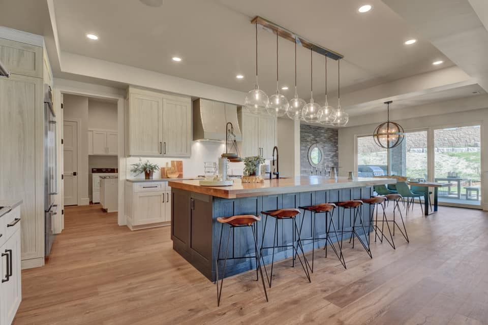 Kitchen featured in the Viking By Galiant Homes in Colorado Springs, CO