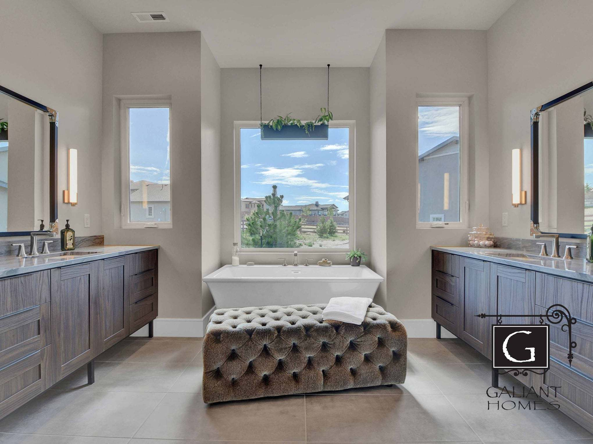 Bathroom featured in the Viking By Galiant Homes in Colorado Springs, CO