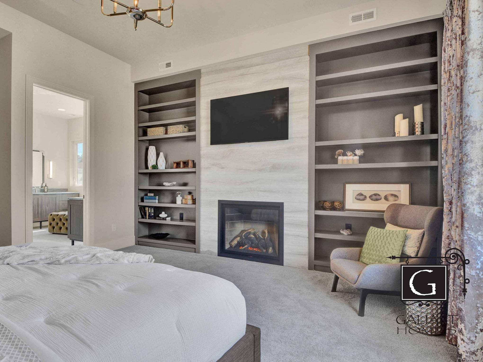 Bedroom featured in the Viking By Galiant Homes in Colorado Springs, CO