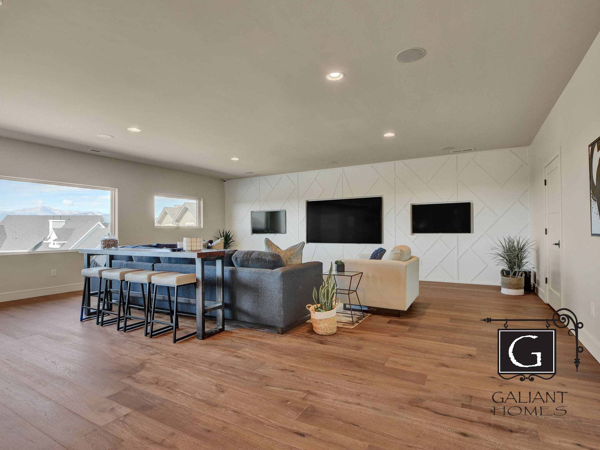 Living Area featured in the Viking By Galiant Homes in Colorado Springs, CO