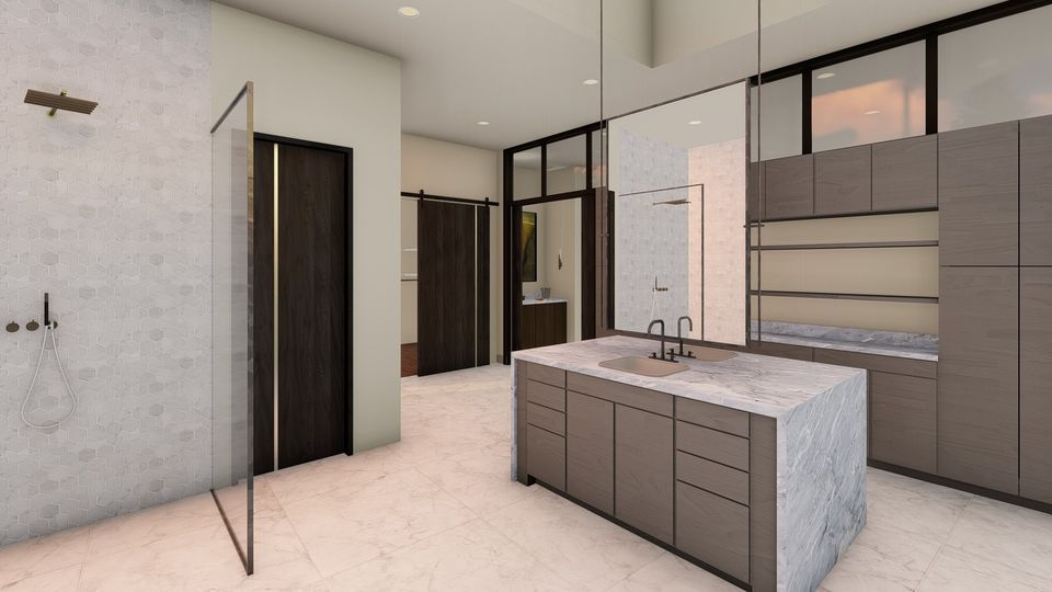 Bathroom featured in the Camelot (Slab) By Galiant Homes in Colorado Springs, CO