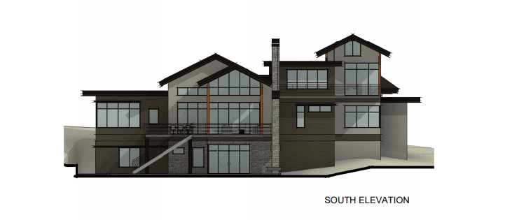 Exterior featured in the Renaissance (Slab) By Galiant Homes in Colorado Springs, CO
