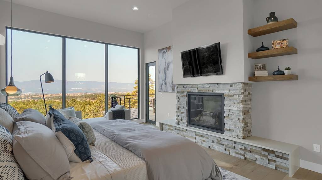 Bedroom featured in the Apogee (Finished Basement) By Galiant Homes in Colorado Springs, CO