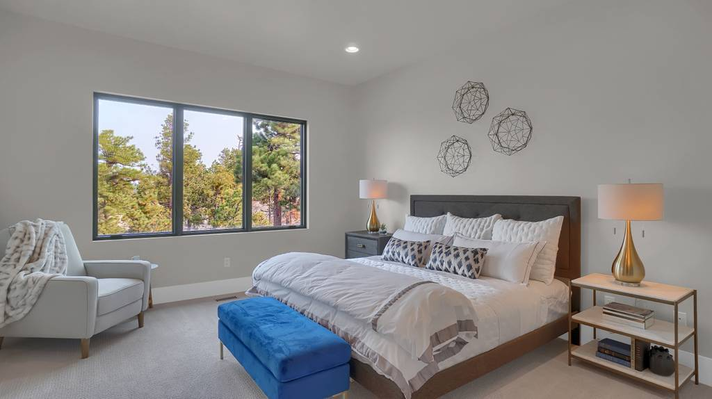 Bedroom featured in the Apogee (Slab) By Galiant Homes in Colorado Springs, CO