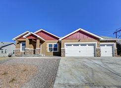 Juniper - Pueblo West: Pueblo West, Colorado - Westover Homes