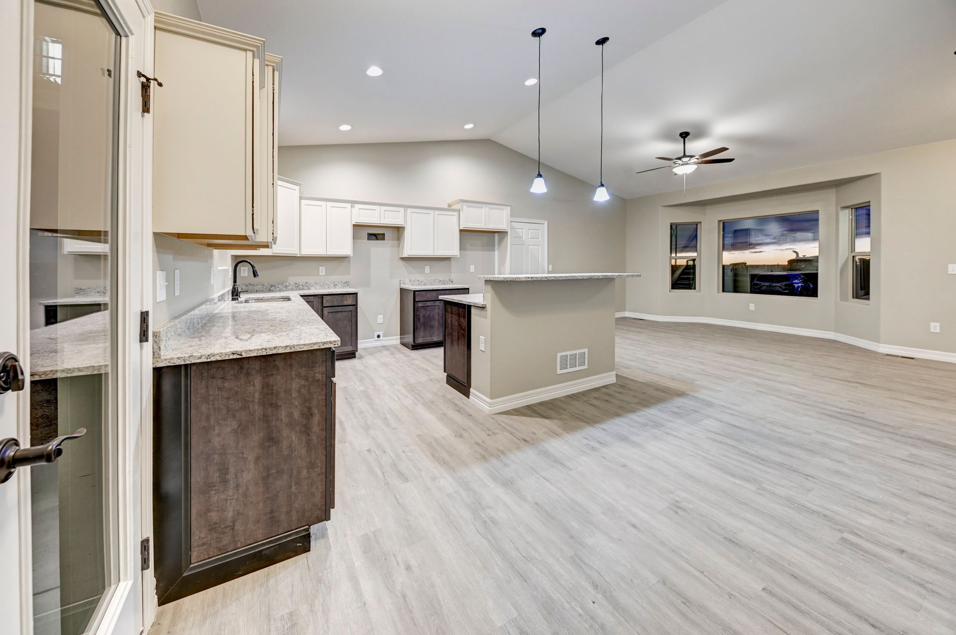 Kitchen featured in the Columbine By Powell Homes in Colorado Springs, CO
