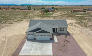 Yoder by Westover Homes in Colorado Springs Colorado