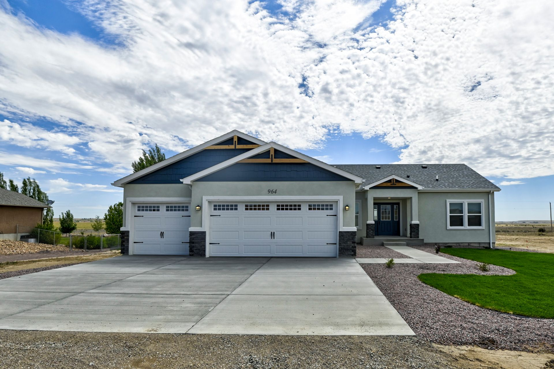 'Yoder' by Westover Homes in Colorado Springs