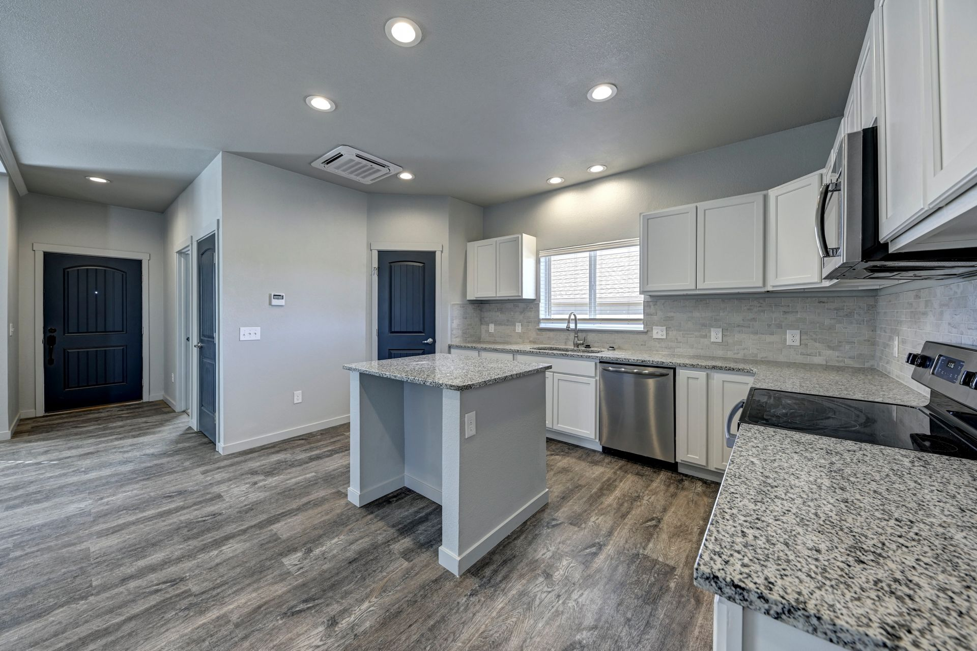 Kitchen featured in the Juniper By Westover Homes in Colorado Springs, CO