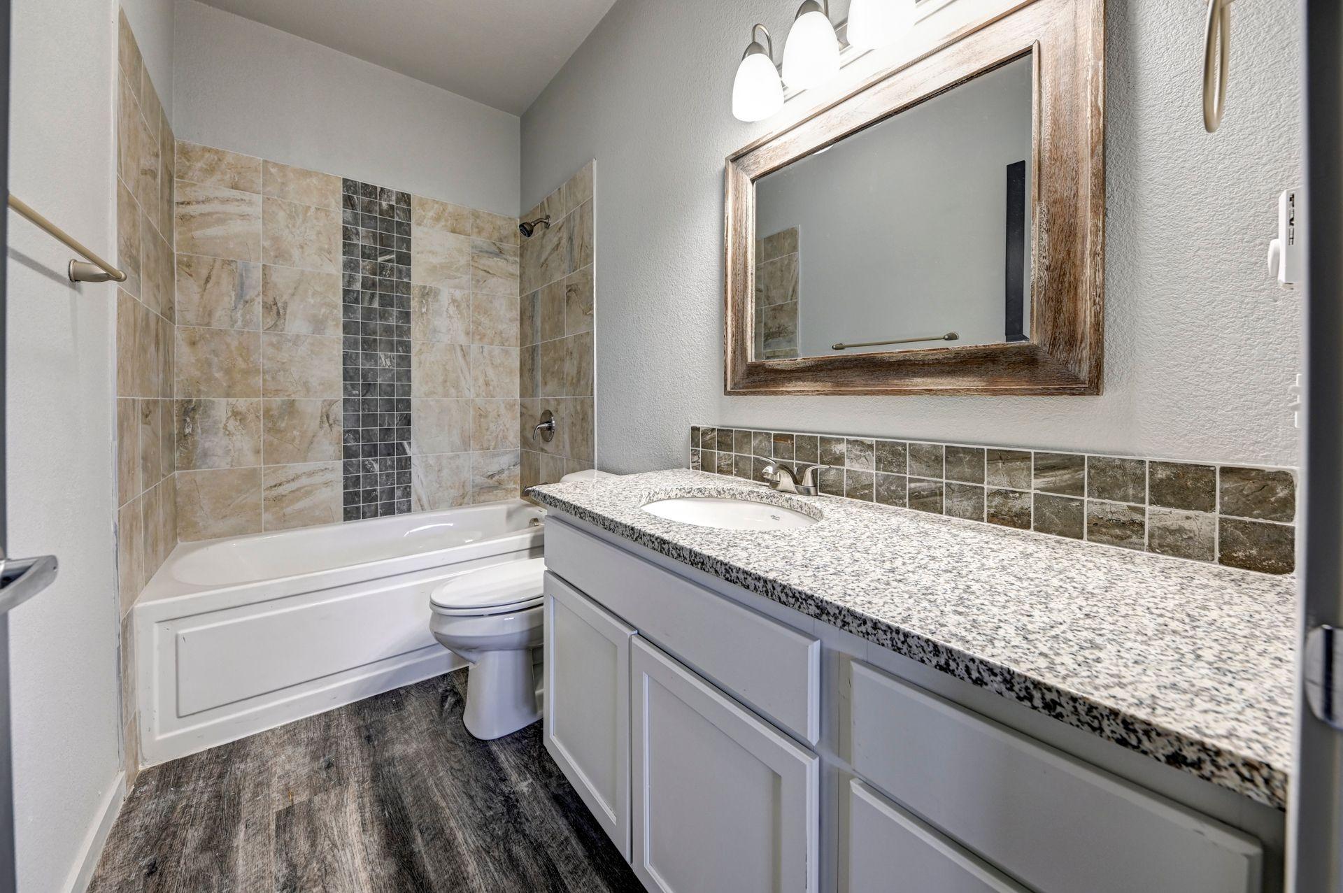 Bathroom featured in the Juniper By Westover Homes in Colorado Springs, CO