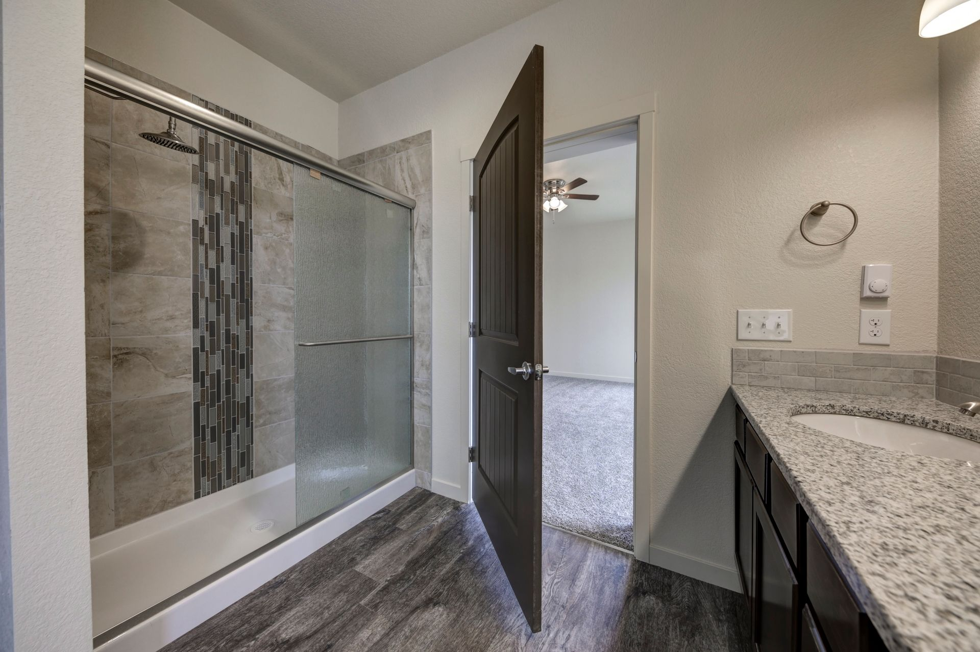Bathroom featured in the Whisper By Westover Homes in Colorado Springs, CO