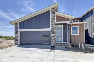 Jones - The Enclave at Shiloh Mesa: Colorado Springs, Colorado - Adamo Homes