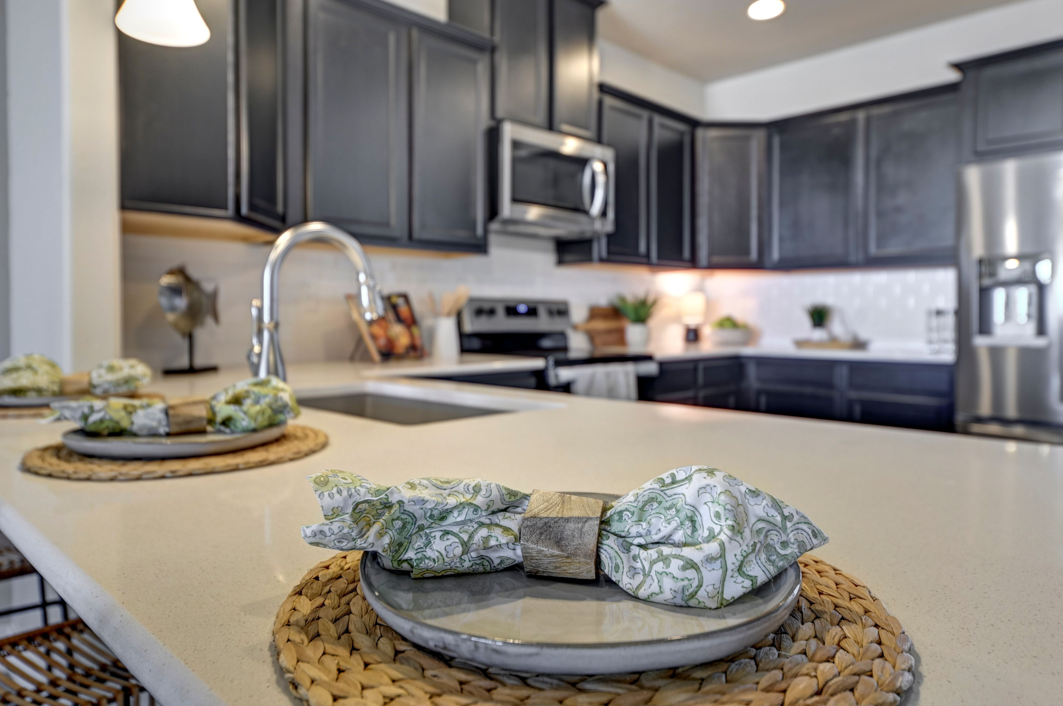 Kitchen featured in the Jones By Adamo Homes in Colorado Springs, CO