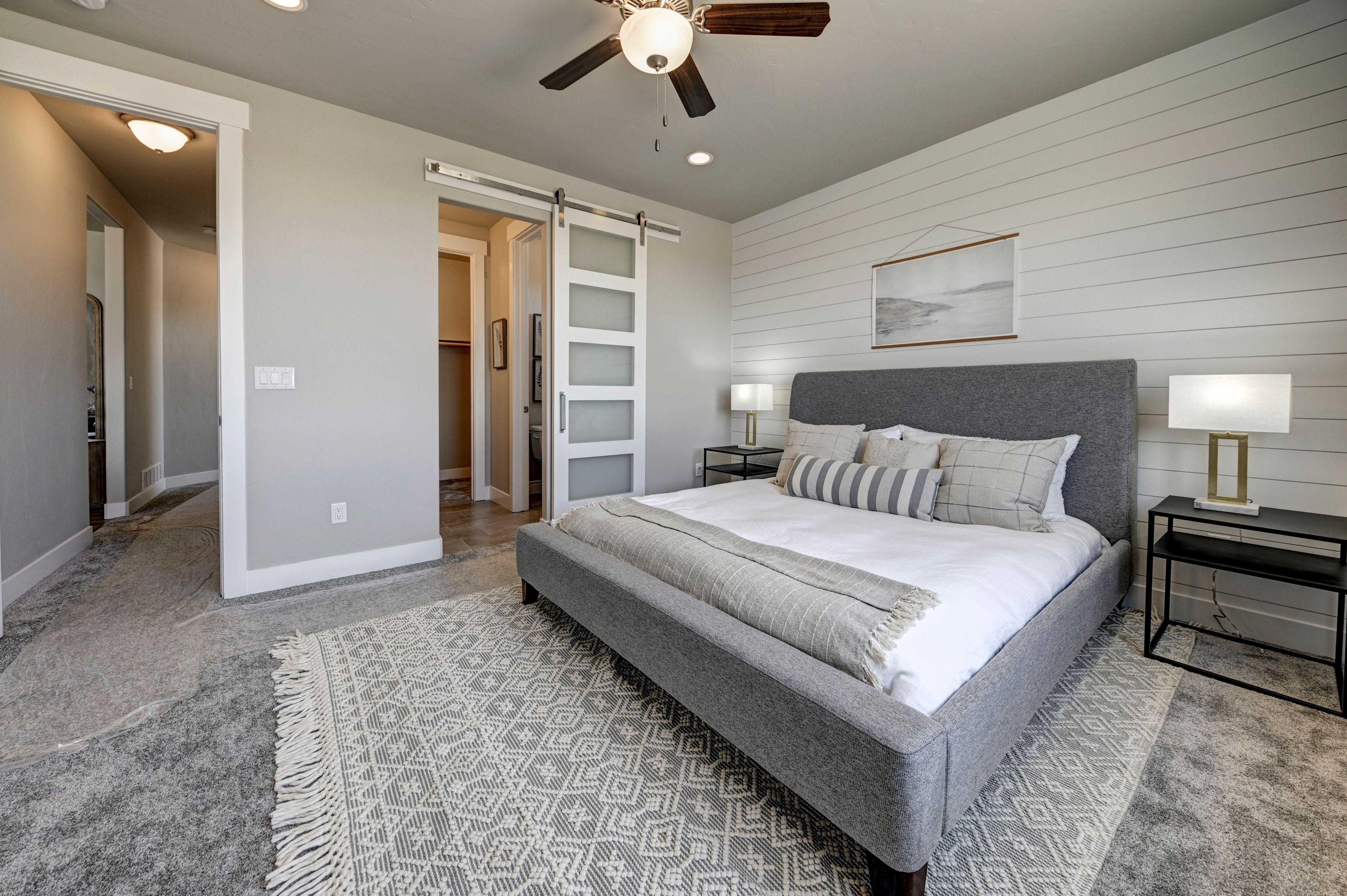 Bedroom featured in the Jones By Adamo Homes in Colorado Springs, CO