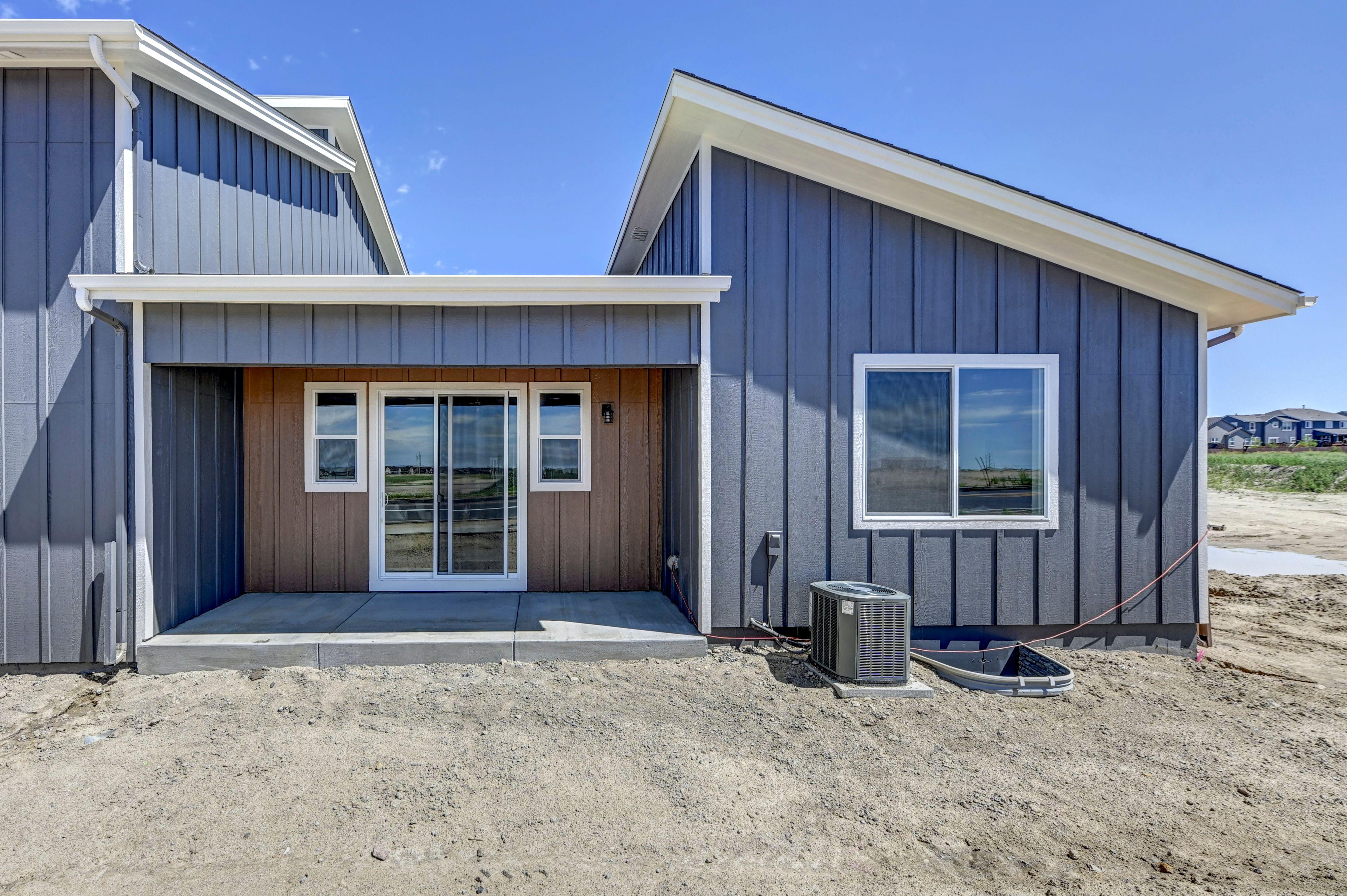 Exterior featured in the Jones By Adamo Homes in Colorado Springs, CO