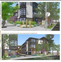 Plan A - One20 Townhomes- Redwood City: Redwood City, California - Pinn Bros.