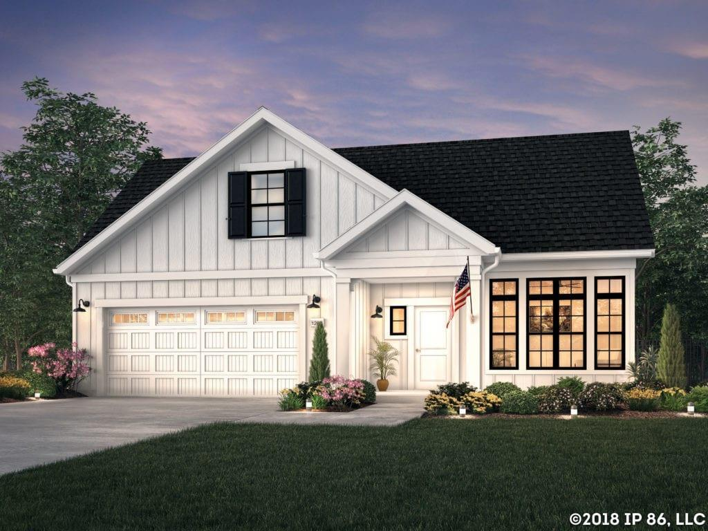 Exterior featured in the Palazzo By Pinnacle Communities in Des Moines, IA