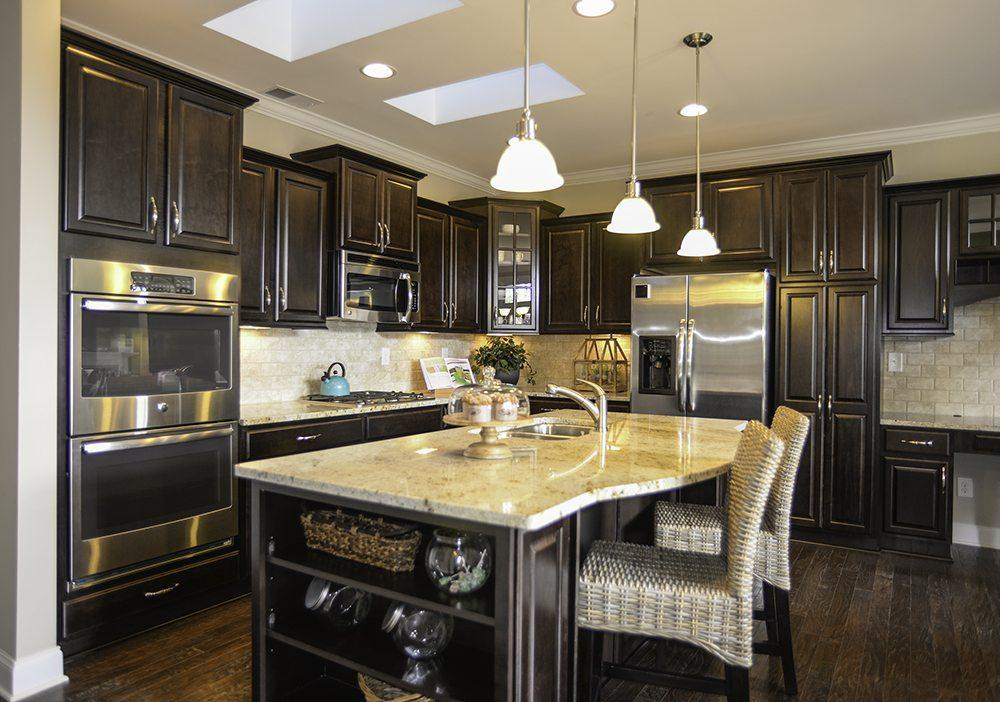Kitchen featured in the Palazzo By Pinnacle Communities in Des Moines, IA