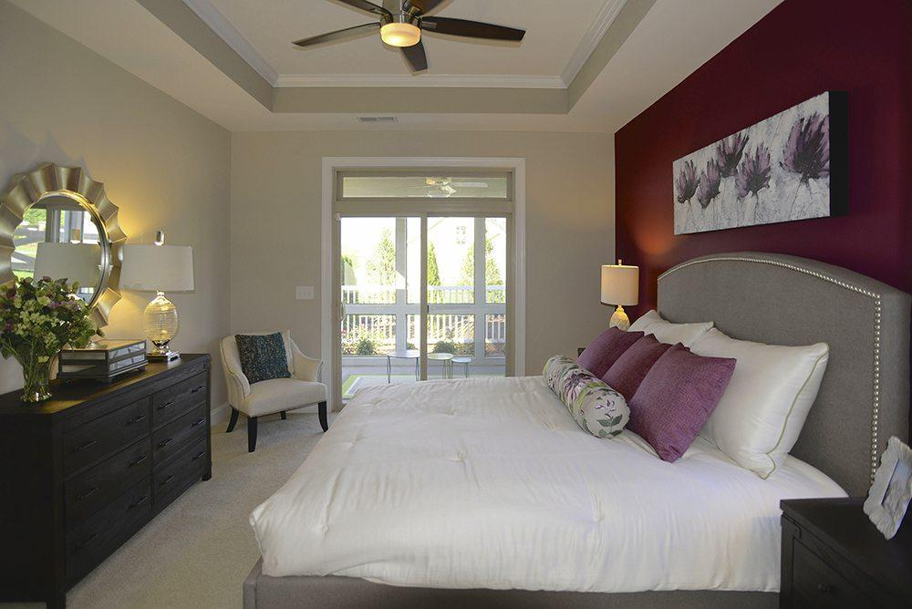 Bedroom featured in the Palazzo By Pinnacle Communities in Des Moines, IA