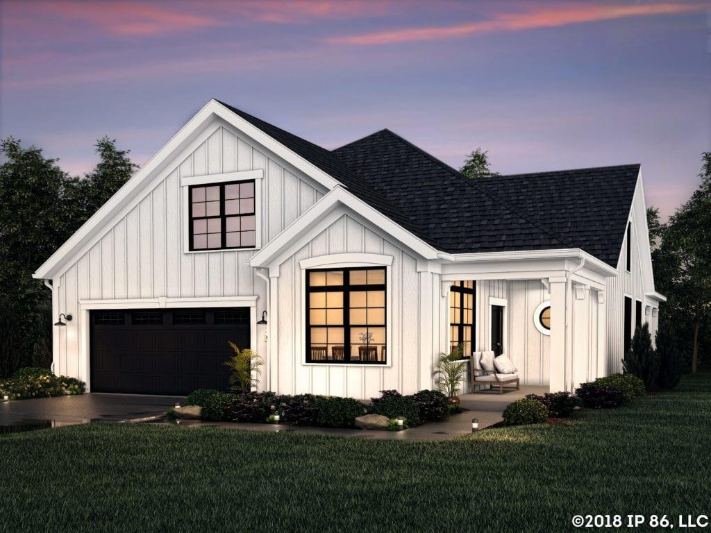 Exterior featured in the Verona By Pinnacle Communities in Des Moines, IA