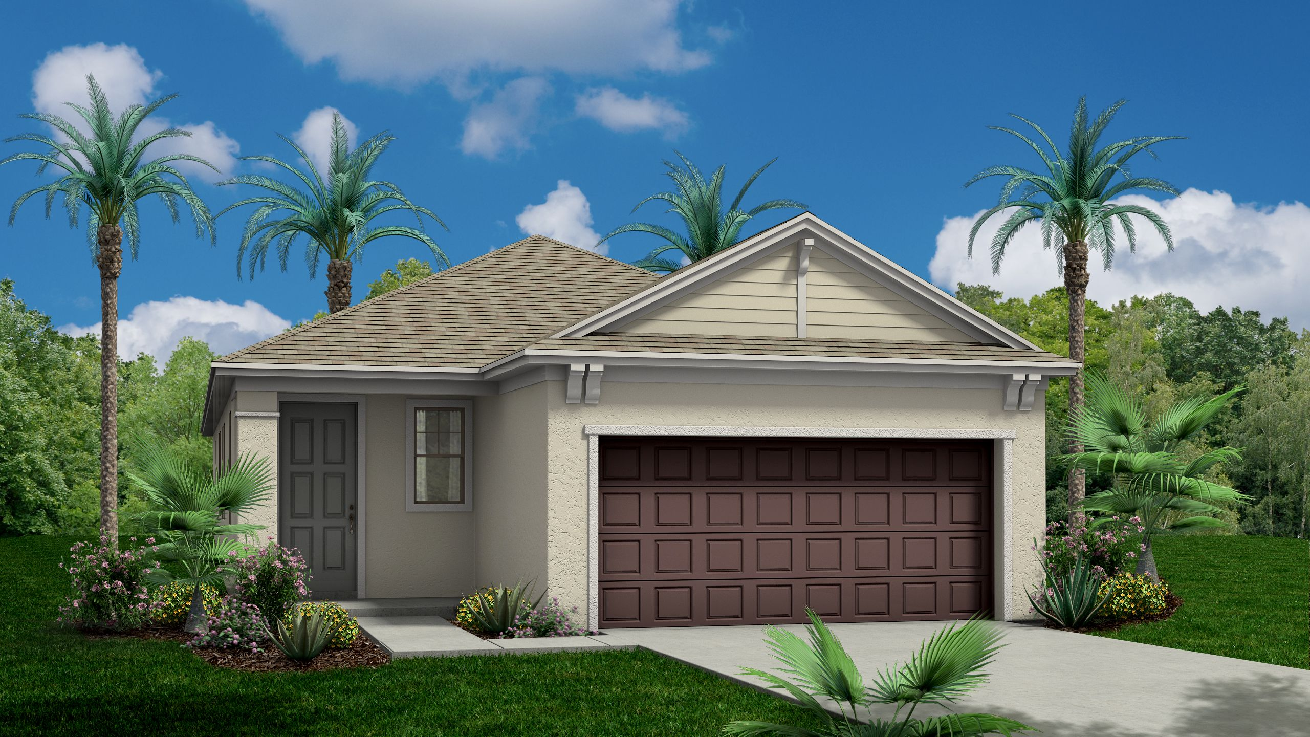 Exterior featured in the Anclote By Pioneer Homes in Tampa-St. Petersburg, FL