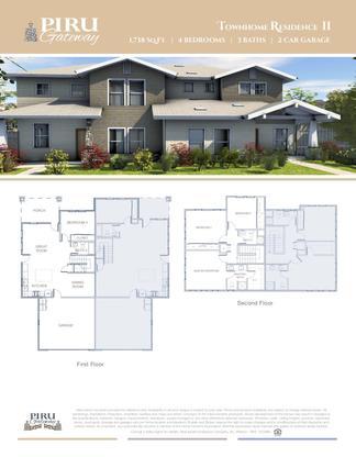 Plan, Piru, California 93040 - Plan at Piru Gateway by Piru