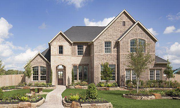 Dellrose in Hockley TX New Homes Floor Plans by Plantation Homes – Plantation Homes Floor Plans