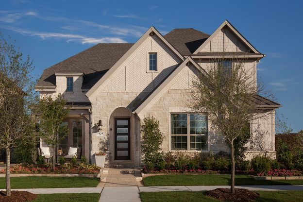 Elevation - The Cottonwood (Plan 2739)