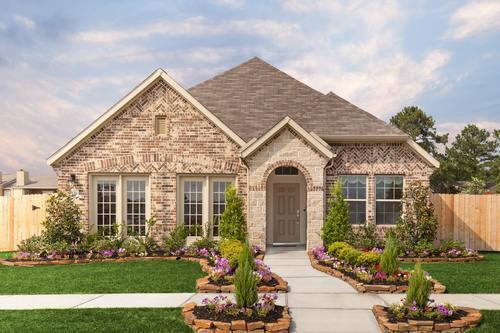 New Homes In Houston 1 287 Communities Newhomesource