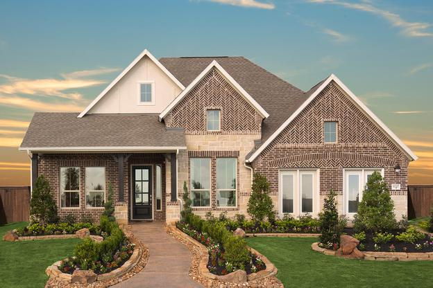 meridiana in iowa colony tx new homes floor plans by plantation