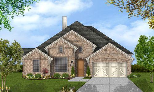 Double Oak-Design-at-Wildridge 70' Homesites-in-Oak Point