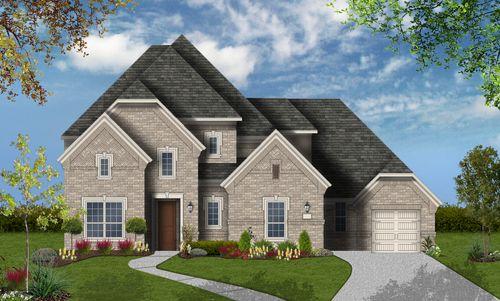 Poynor-Design-at-Wildridge 70' Homesites-in-Oak Point