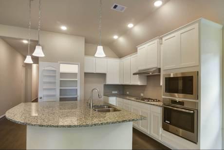 Kitchen-in-Carmine-at-Jordan Ranch-in-Fulshear