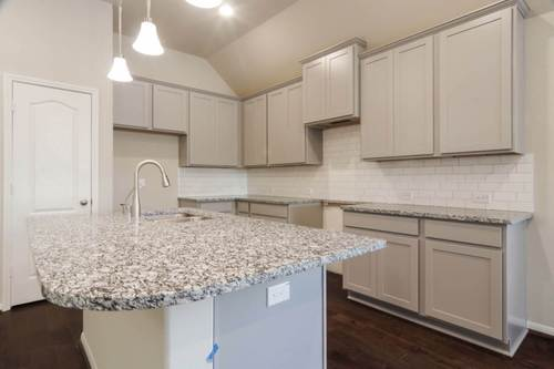 Kitchen-in-Graford-at-The Meadows at Imperial Oaks 50'-in-Conroe