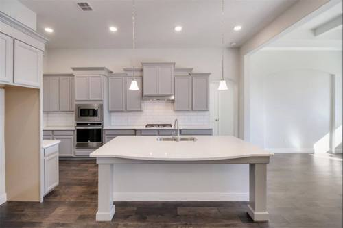 Kitchen-in-Tuscola-at-Wildridge 70' Homesites-in-Oak Point