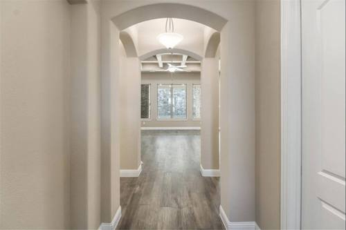 Hallway-in-Tuscola-at-Wildridge 70' Homesites-in-Oak Point
