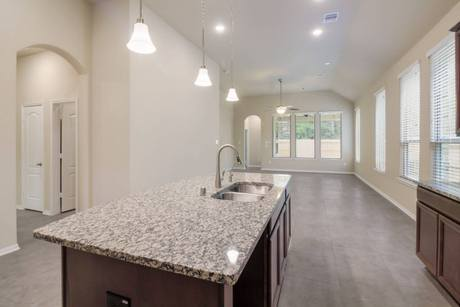 Kitchen-in-Kilgore-at-The Meadows at Imperial Oaks 50'-in-Conroe
