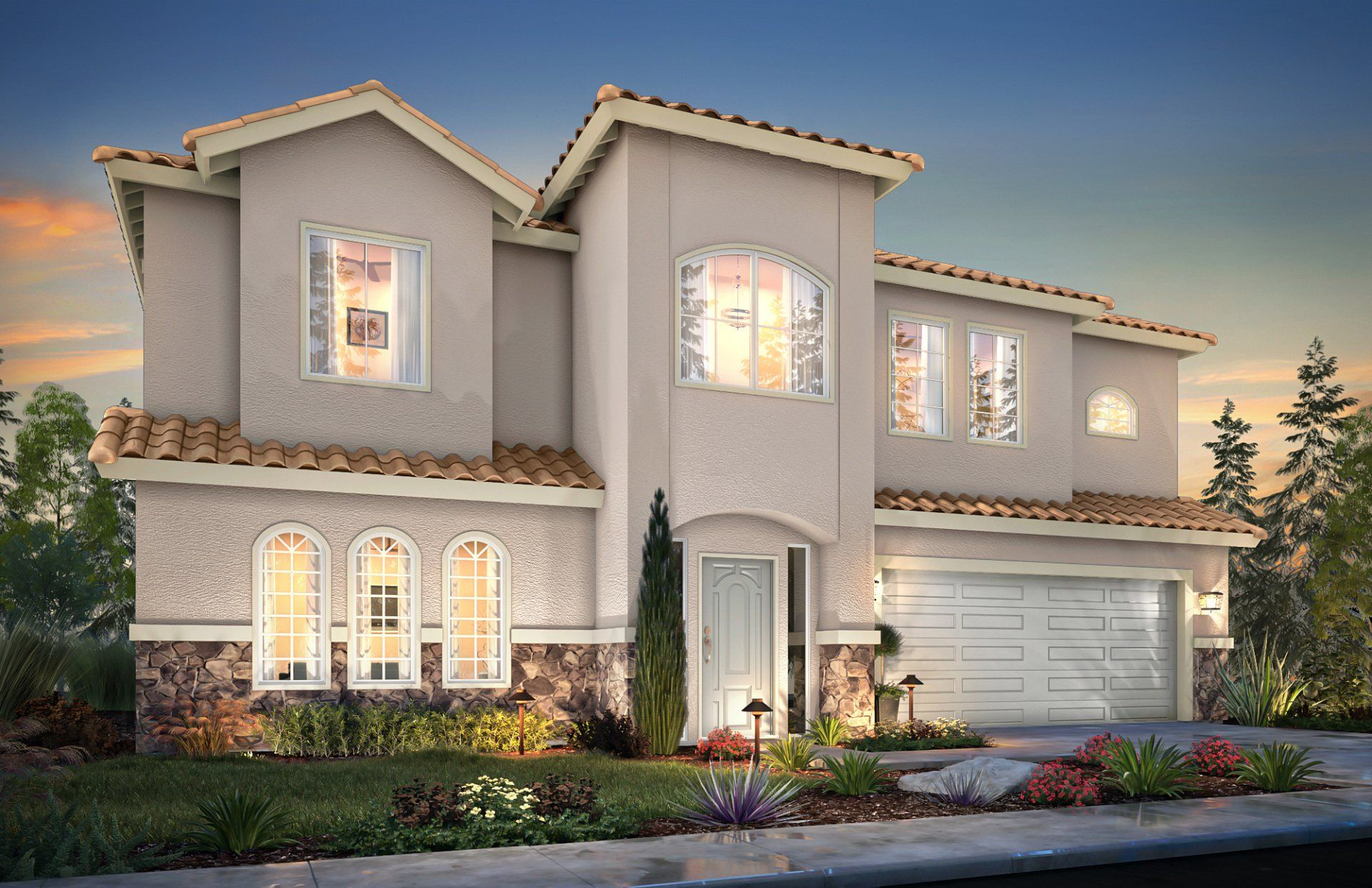 Exterior featured in the Tule By Fig Garden Meadows in Fresno, CA