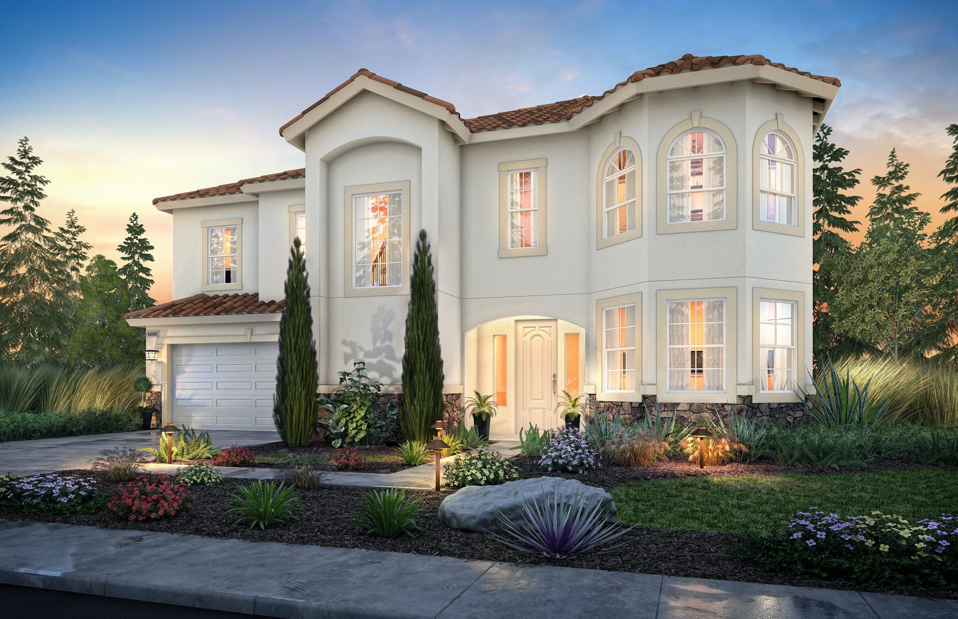 Exterior featured in the Yosemite By Fig Garden Meadows in Fresno, CA