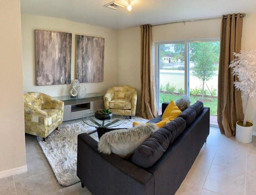 Bedroom featured in The Crossings at North Lauderdale By Urban Pointe