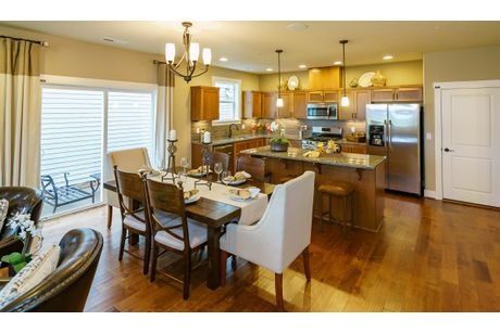 Kitchen-in-The Toulouse-at-Polygon At Villebois-in-Wilsonville