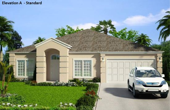 Port St Lucie Pool Homes New Home Plans