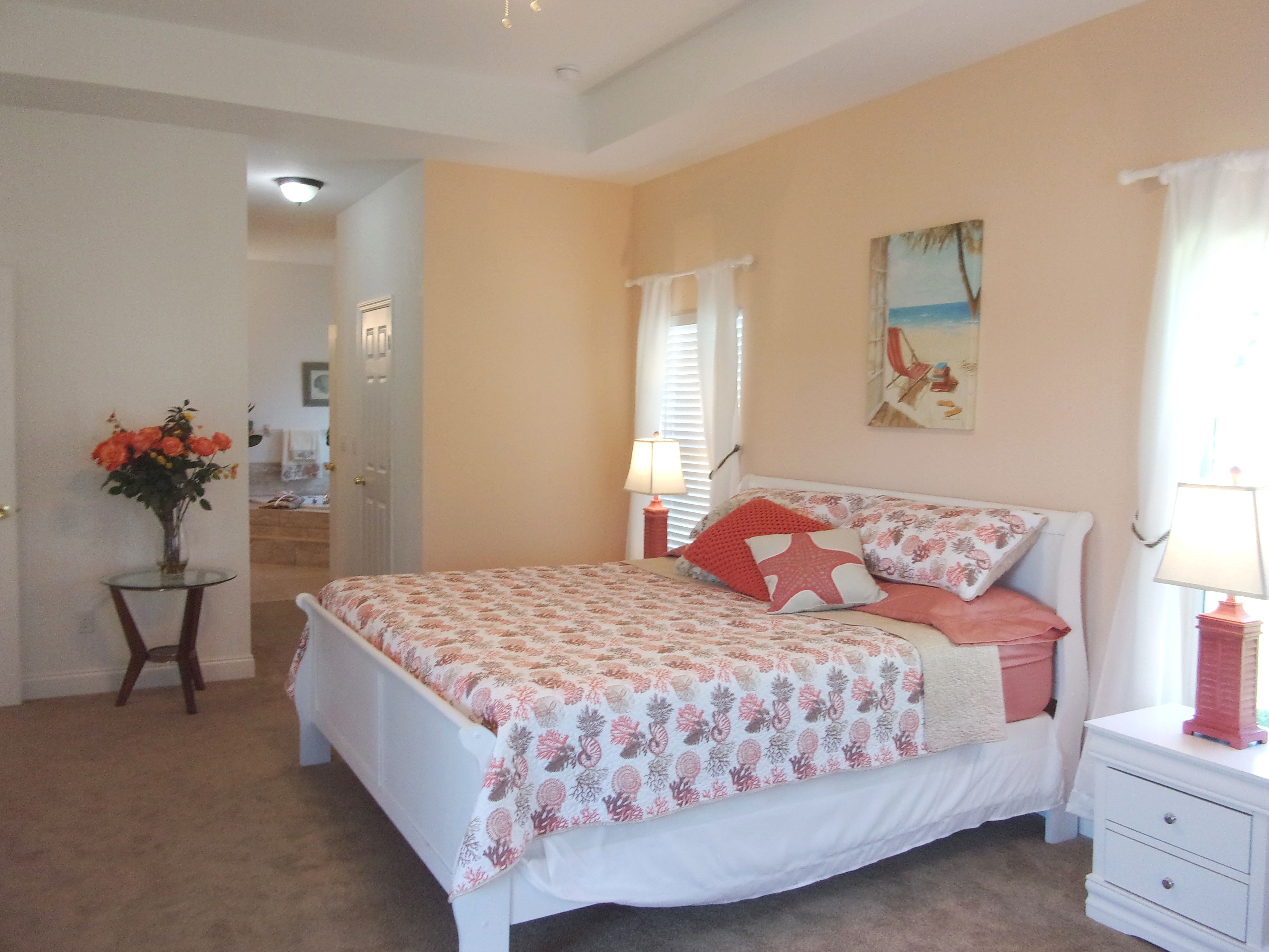 Bedroom featured in the Jayston By Port St Lucie Pool Homes