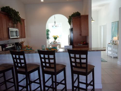 Kitchen-in-Jayston-at-Port St Lucie Pool Homes-in-Port Saint Lucie