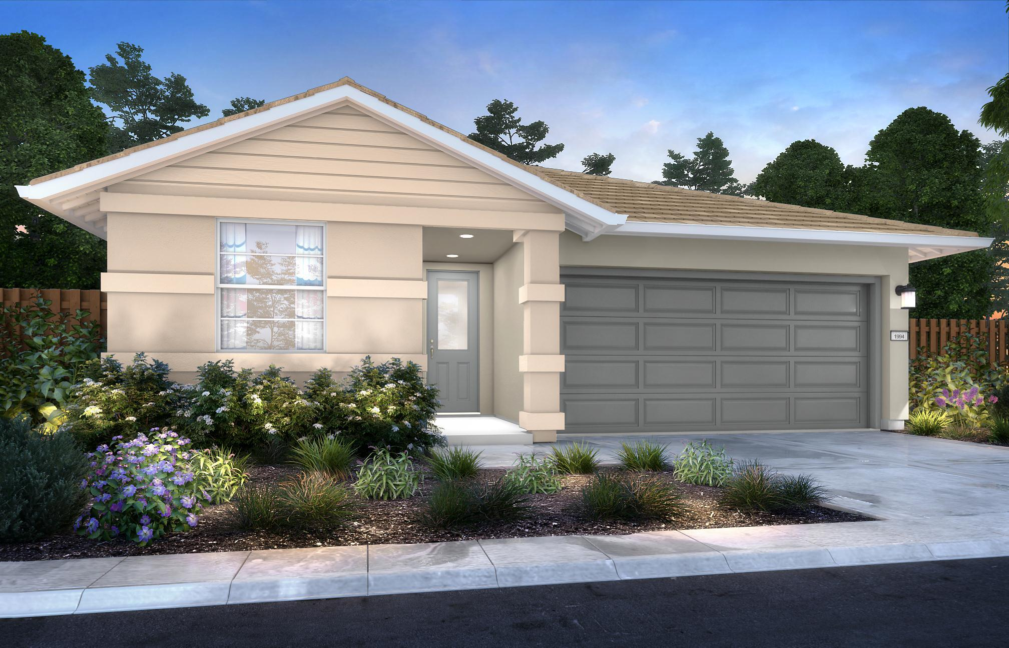 Exterior featured in the ES2 By Premier Homes CA in Sacramento, CA