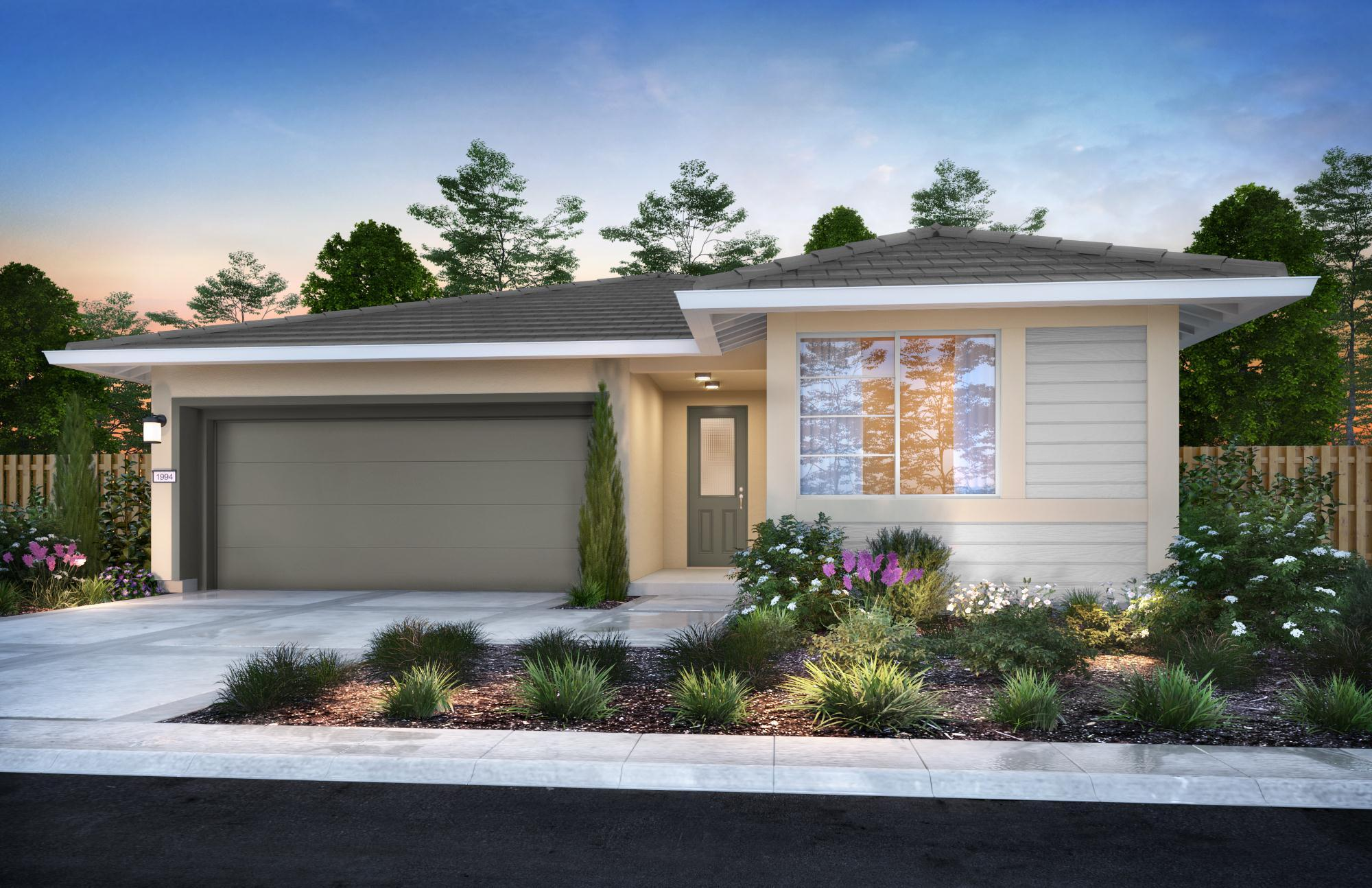 Exterior featured in the ES1 By Premier Homes CA in Sacramento, CA